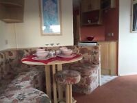 CHEAP 3 bed static caravan*2016 site fees included*dog friendly*12 month*east Coast Nr Bridlington