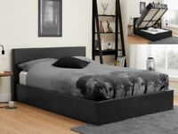 Double Bed Ottoman with Ergonomic Matress (NEW - Never used)