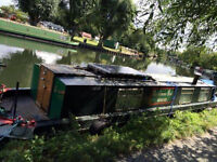 36ft Liveaboad Narrowboat - The Pea Green Boat