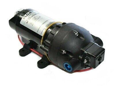 Flojet 3000 Series Diaphragm Electric Sprayer Pump 12vdc 2 Gpm Model 03501-503a