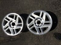 1993 to 2002 Camaro Z/28 GM ORIGINAL aluminum wheels $125.00