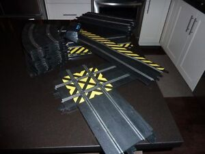 SCALEXTRIC SLOT CAR TRACK AND ACCESORIES North Shore Greater Vancouver Area image 2