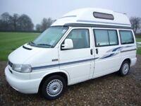 2003 volkswagen transporter t4 campervan motorhome