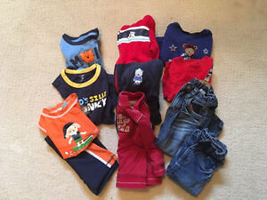 Size 18 months boys lot - 10 items