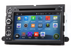 New Android Radio for Ford F150 and Explorers 2005-2010