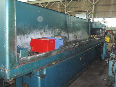 20 X 240 Thompson Ch Hydraulic Horiz Spdl Surface Grinder - 24259