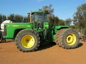 9400 JD tractor