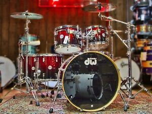 5 Piece Pacific CX Series Drum Kit