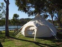 MyCaravan *FOR HIRE ONLY* Lotus Belle Tent for $215/day Brunswick Heads Byron Area Preview