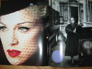 Madonna - Official Program - Drowned World Tour 2001 Kitchener / Waterloo Kitchener Area image 4