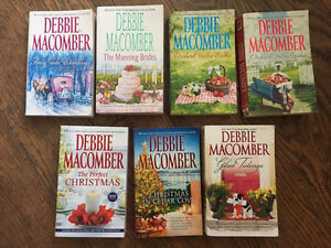 Debbie Macomber Books Kingston Kingston Area image 1