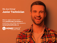 Junior Maintenance Technician - HomeForce