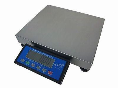 Bench Platform Digital Scale Ntep Legal Trade 150 Lbs 14 X 12 Ps-60 Ups Shipping