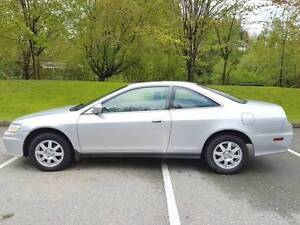 2002 Honda Accord Special Edition Coupe (2 door)