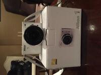 Nikon J1 Camera - Like New, Hardly Used