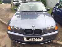 BMW 318i SE. 2003 in good condition drives very well 1 year mot