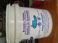 7kg Bromine Tablets for pool or hot tub