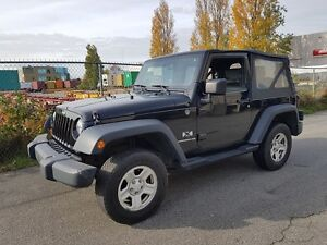 2007 Jeep Wrangler x Other LOCAL NO ACCIDENTS