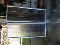 $75 · Sealed Window units for exterior doors