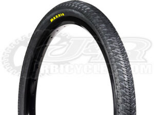 "BMX Race 20 x 1 1/8"" Maxxis DTH Tire - wire bead"