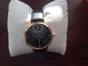 Kate spade ladies watch. Brand new, authentic with tags