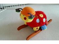 Great condition. Smoke free home. Mamas and Papas Lotty Ladybird Rocker