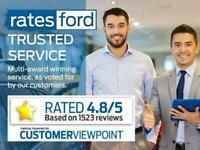 2019 Ford Fiesta 1.5 ST 3 3DR Hatchback Petrol Manual