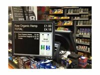 ICRTOUCH FULL SCANNING EPOS SYSTEM