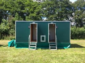 Luxury Mobile Toilet Trailer FOR SALE - Ringwood, Hampshire
