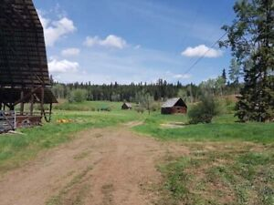 62.5 Acre Farm with Year Round Creek For Sale