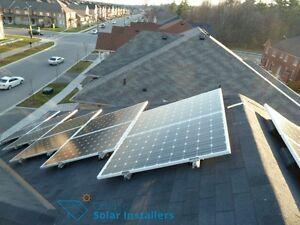 Solar panels microFIT & Net Metering programs Kingston Kingston Area image 2