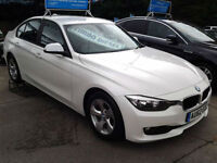 2012 BMW 3 SERIES 320d EfficientDynamics FULL LEATHER+SAT NAV