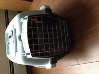 Carrier  for cat or small dog