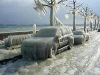 Mobile Heating - Emergency freeze ups - truck cold starts