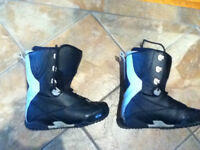 Sims Mens Snowboard Boots size 9