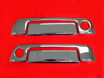 4PCS Metal Chrome Door Handles For 1996-2002 BMW Z3 - Bmw Chrome Door Handles