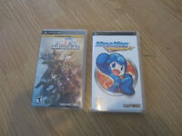 Megaman Powered Up et Final Fantasy Tactics