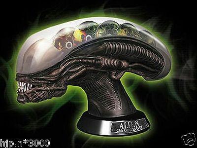 Alien Quadrilogy 25th Anniversary Head Figure DVD Set From Japan Very RARE!!