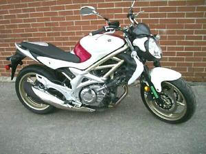 2009 Suzuki Gladius ABS