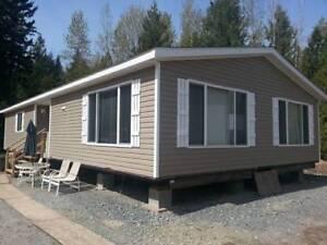 New SRI Genisis II manufactured home mobile home $104,900