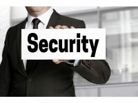 SIA Security Apprenticeship paying £7-9 per hour - Free Training Provided