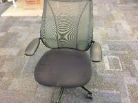 7 Broken Office Chairs