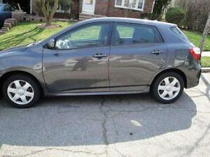 2014 Toyota Matrix Hatchback