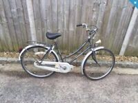 Ladies Town Bike. Serviced including new cables. Can deliver