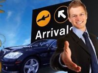MEET & GREET DRIVER NEEDED LONDON CITY AIRPORT AREA