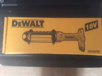 Dewalt Dc527 torch - BRAND NEW