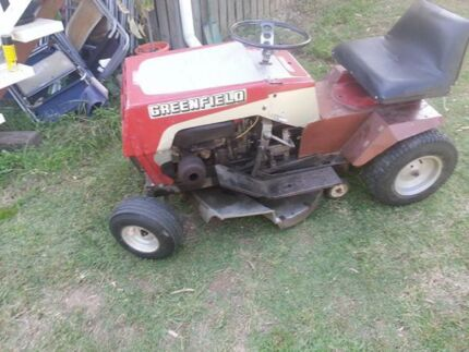 greenfield ride on mower Tivoli Ipswich City Preview