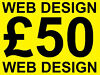 Web Design £50 Guaranteed To Beat Any Like For Like Quote, Bradford