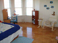 SUMMER SUBLET/FURNISHED/DOWNTOWN/DIRECTLY ACROSS FROM OTTAWA U!