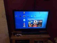 "42"" HITACHI FULL HD FLAT Screen TV"